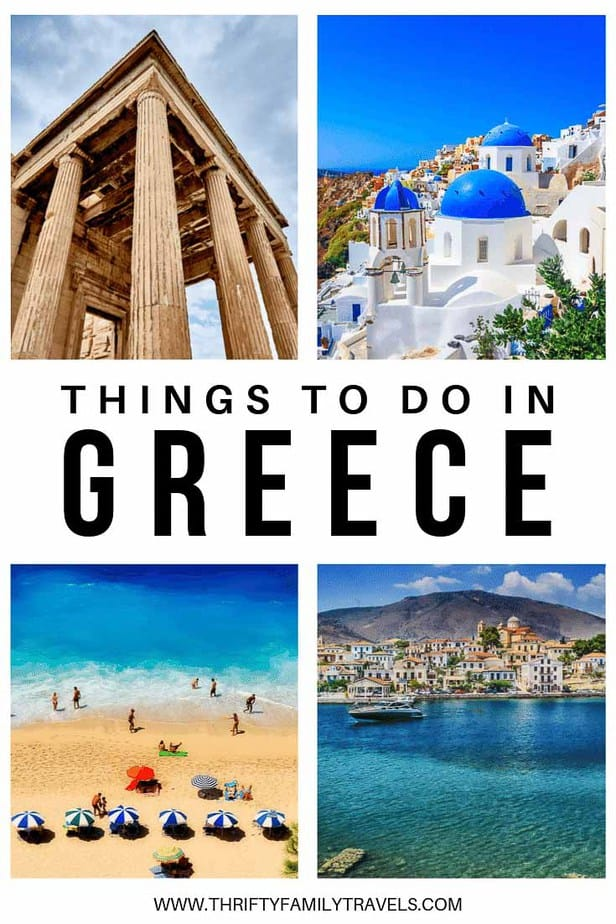 Best things to do in Greece with kids