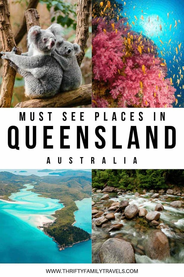 Best Places to go in Queensland