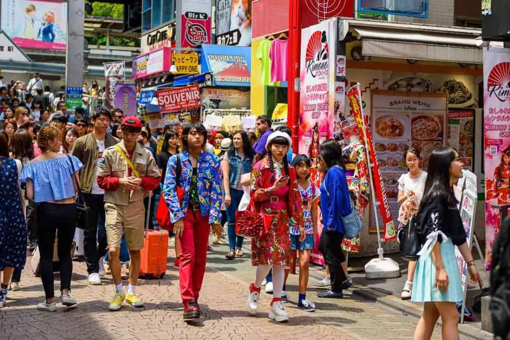 Where to go in Tokyo with kids