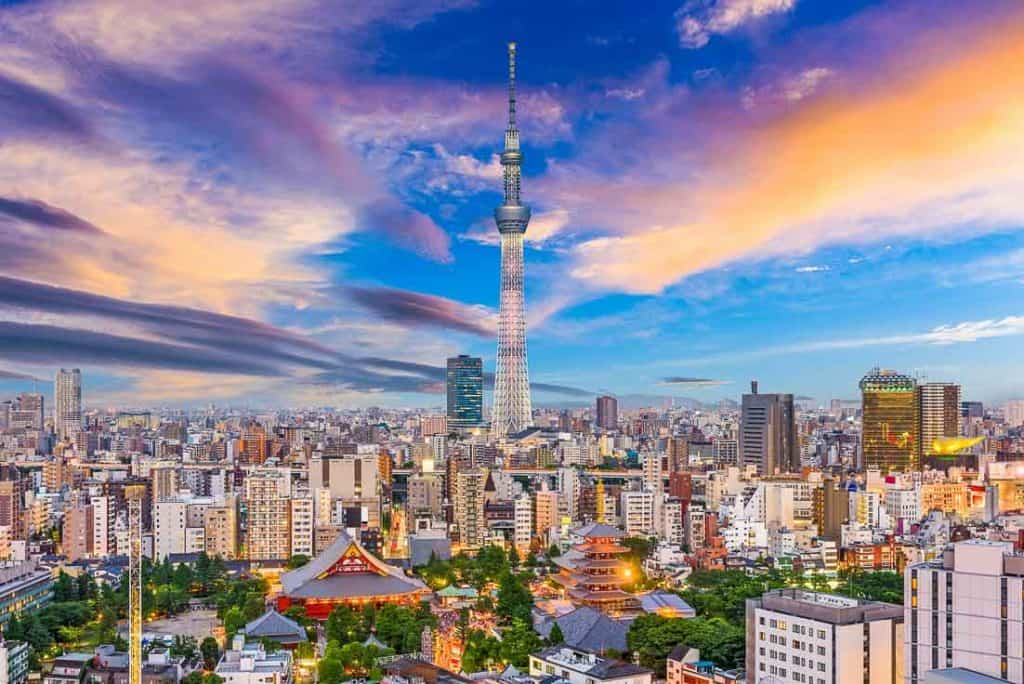Must see places in Tokyo