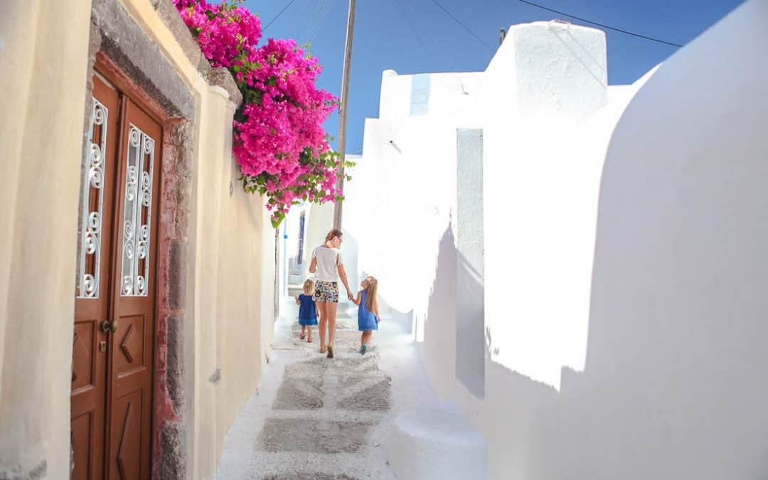 The Best Things to do in Greece with Kids
