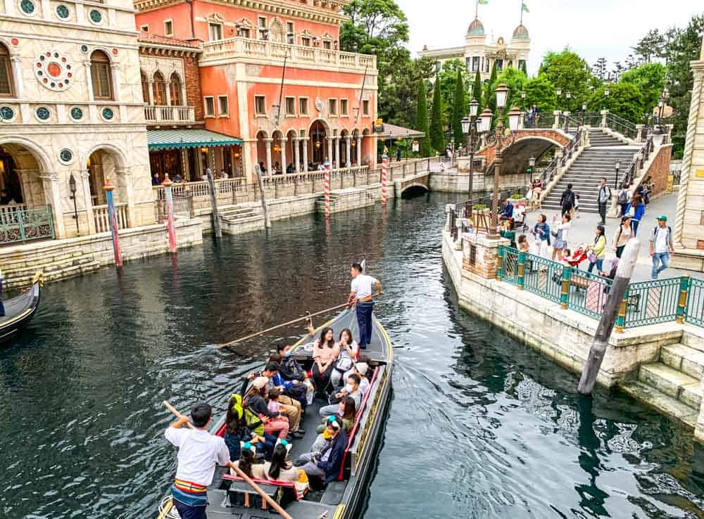 Disneysea - Best things to do in Tokyo with kids