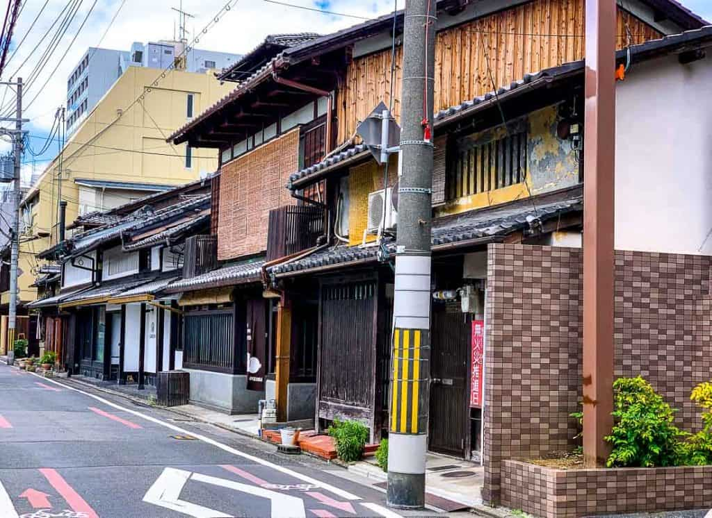 Where to stay in Kyoto with kids