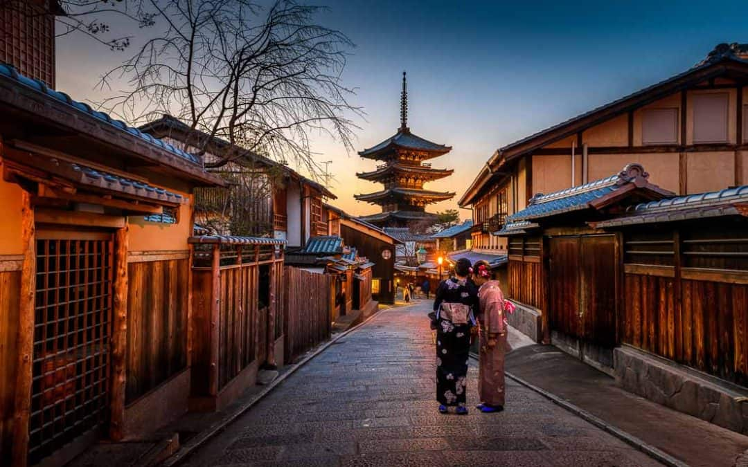 The Best Things to do in Kyoto with Kids