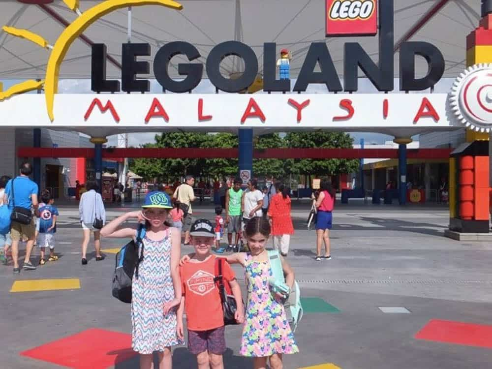 Best place for family trip in Malaysia