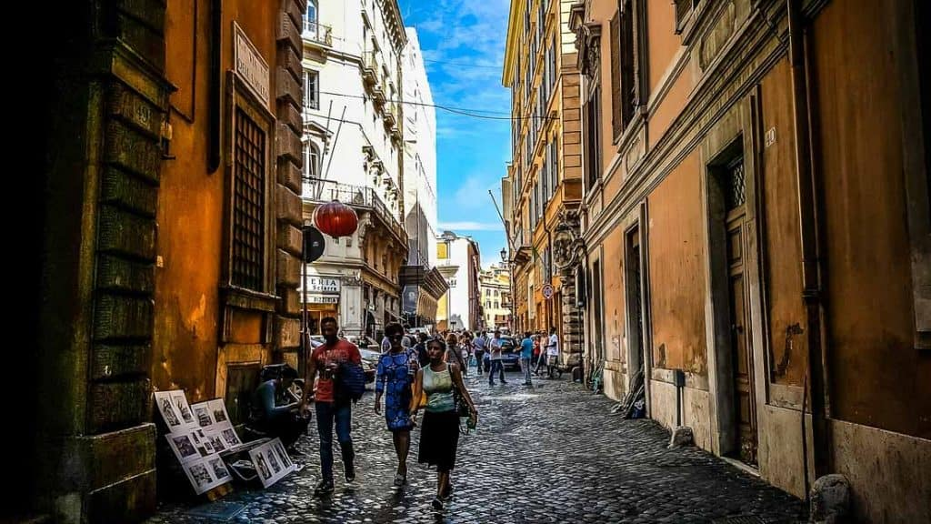 Places to visit in Rome with kids