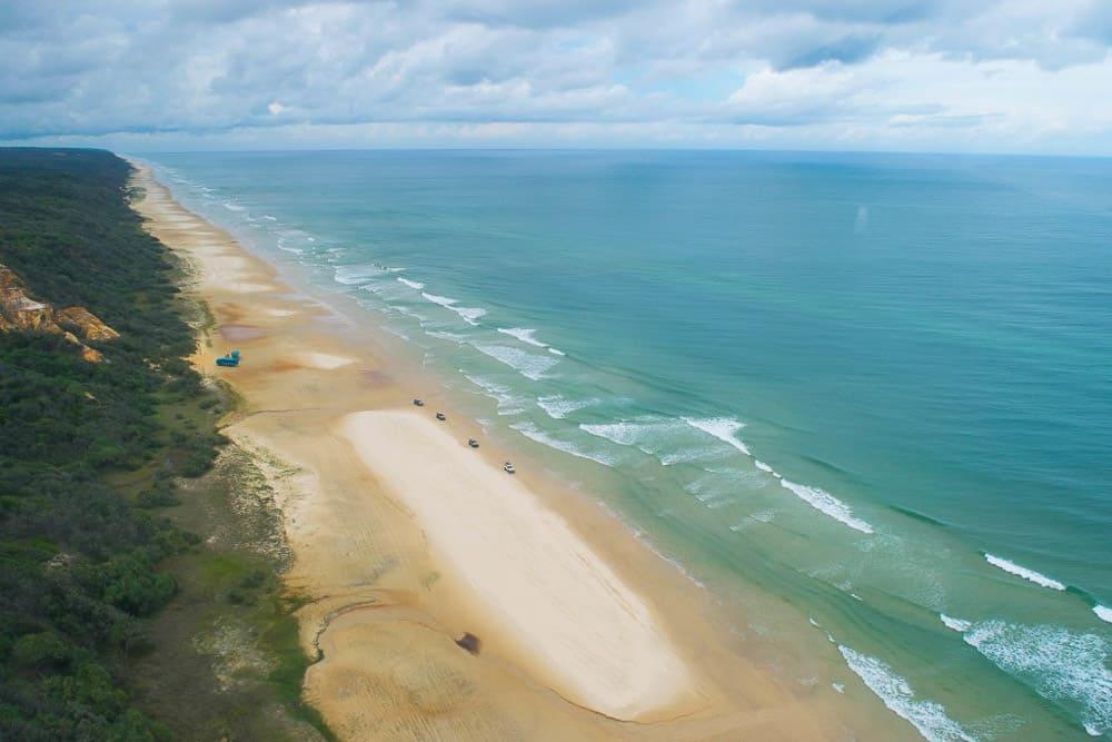 Fraser Island - Qld Best Beaches