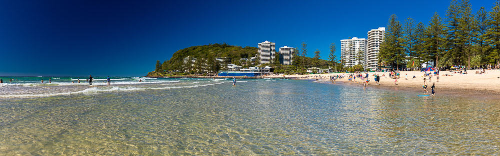 Burleigh Heads - Best Beaches Gold Coast