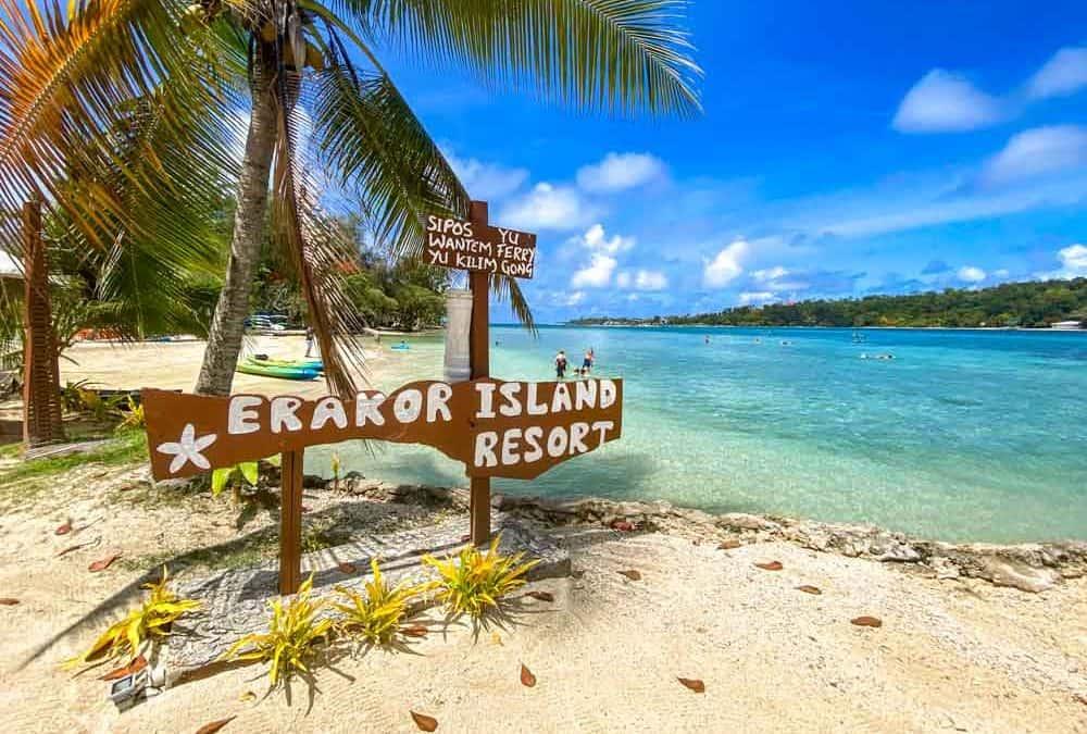 Vanuatu – Erakor Island Resort Review