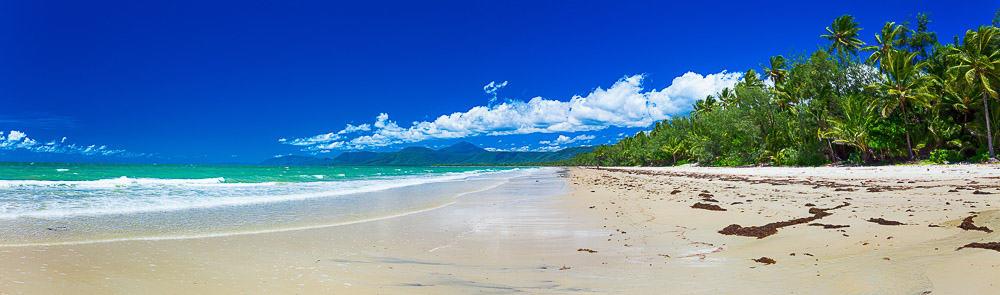 Four Mile Beach - Best Beaches near Port Douglas