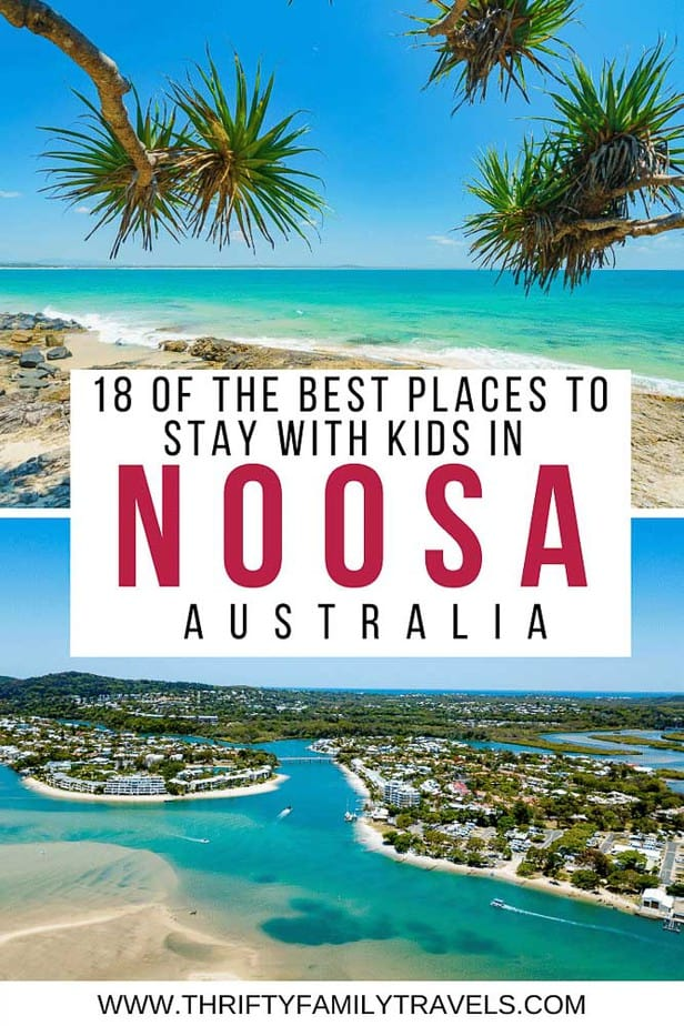 Best Place to Stay in Noosa with kids