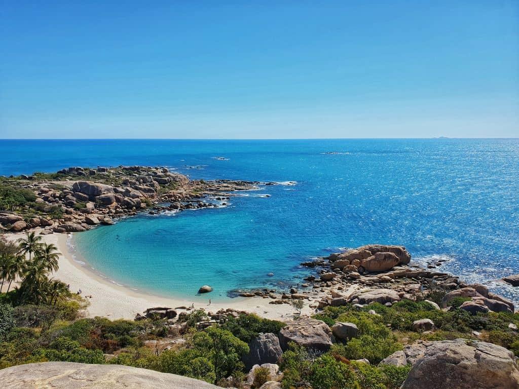 Horeshoe Bay - Beautiful Beaches in Queensland
