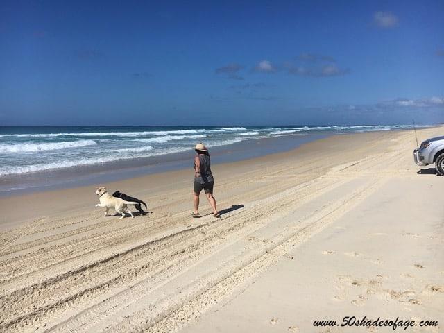 Main Beach North Stradbroke Island - Best Beaches Near Brisbane