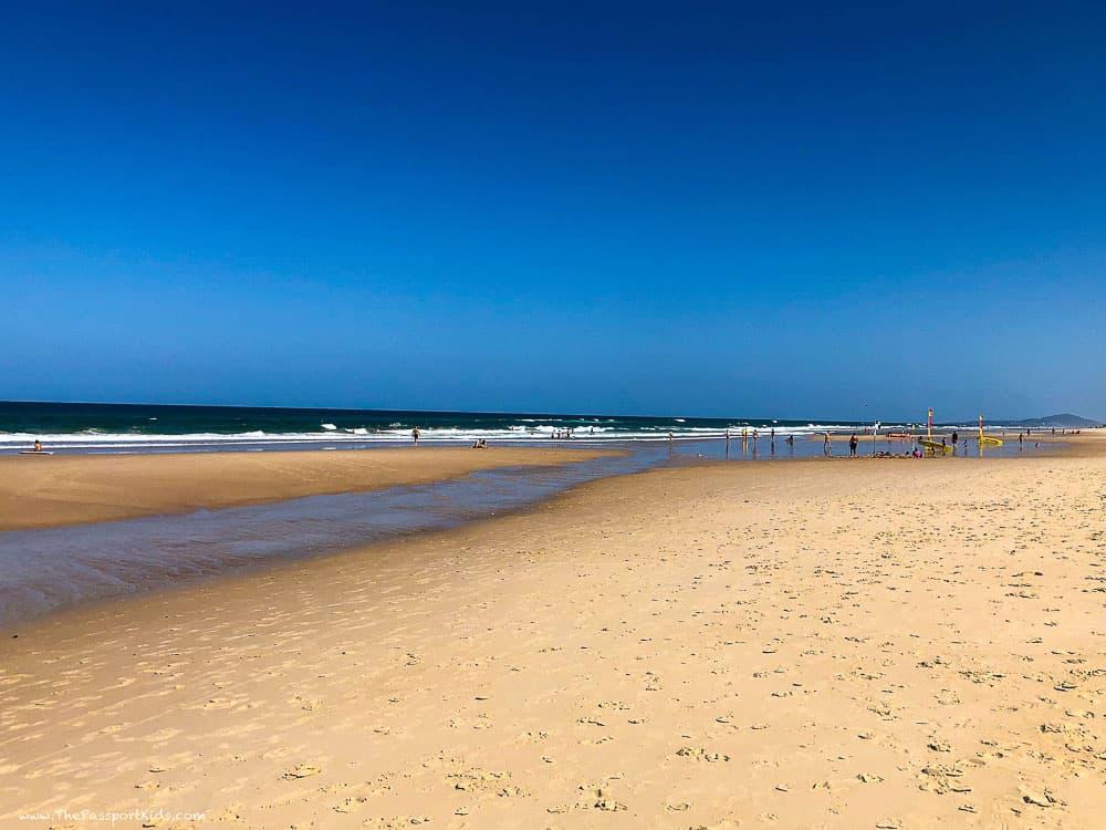 Sunshine Beach - Noosa - Qld Beach