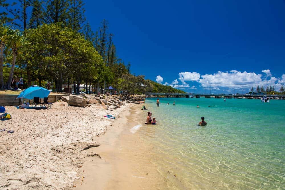 Tallebudgera - Queensland Best Beaches