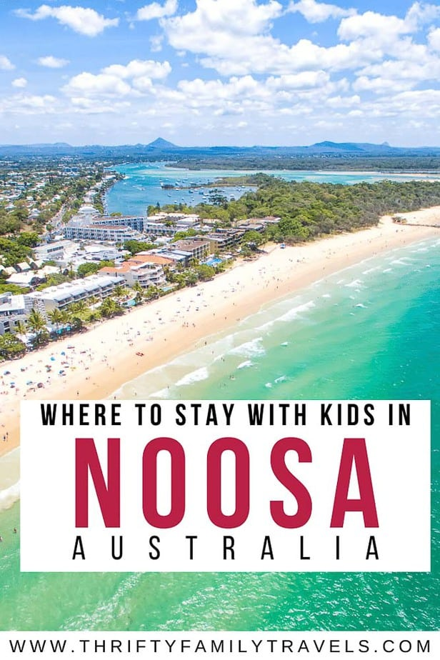 Best Noosa Family Accommodation