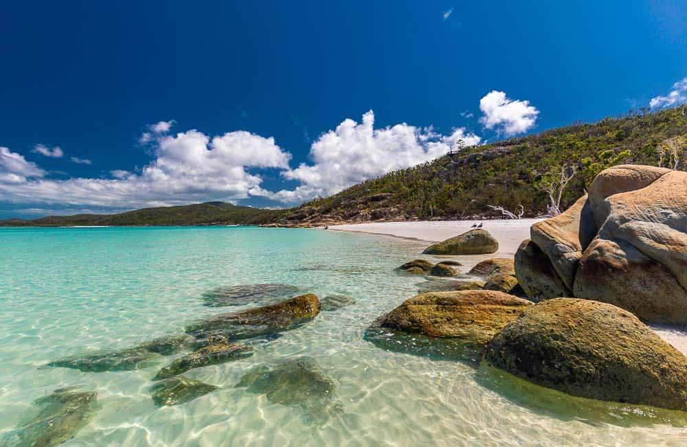 The Best Beaches in Queensland Australia