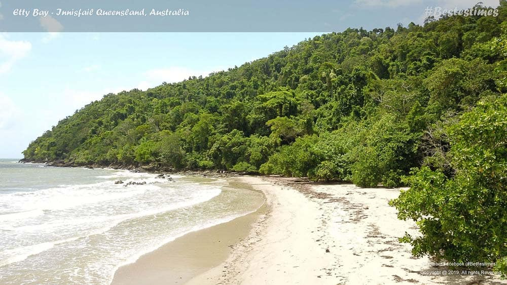 Etty Bay Beach - North Qld Beach