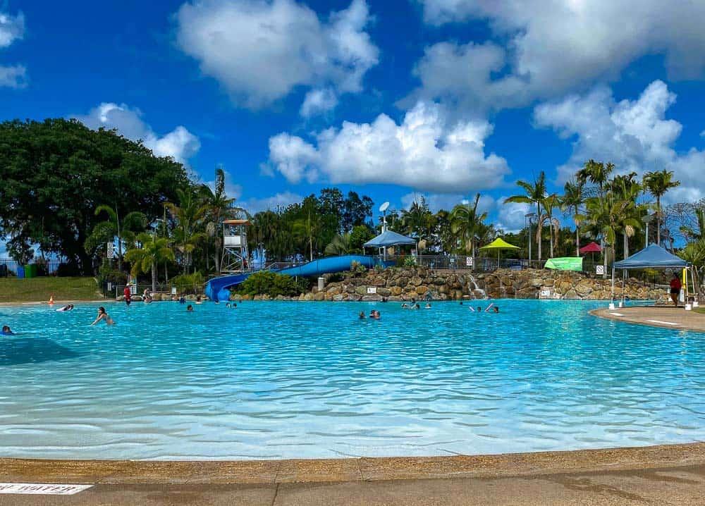 Bluewater Lagoon - Mackay water park