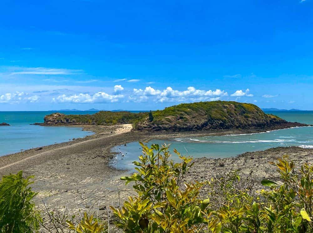Wedge Island - Mackay activities