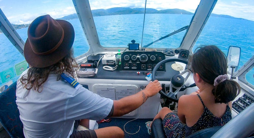Aquaduck - Airlie Beach Tours