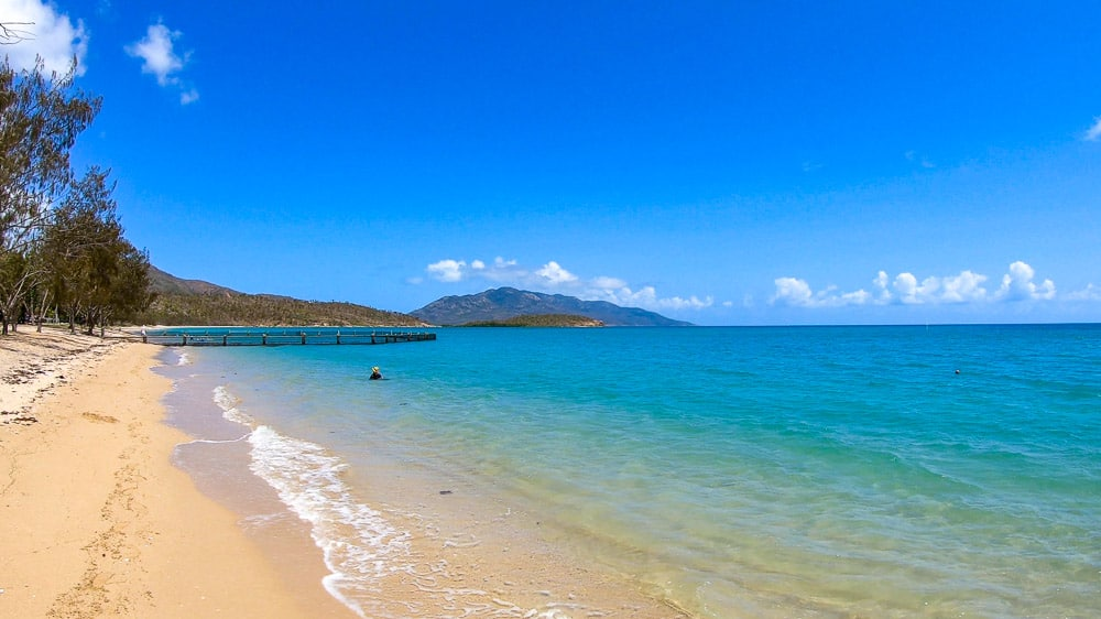 Dingo Beach - Things to do around Airlie Beach