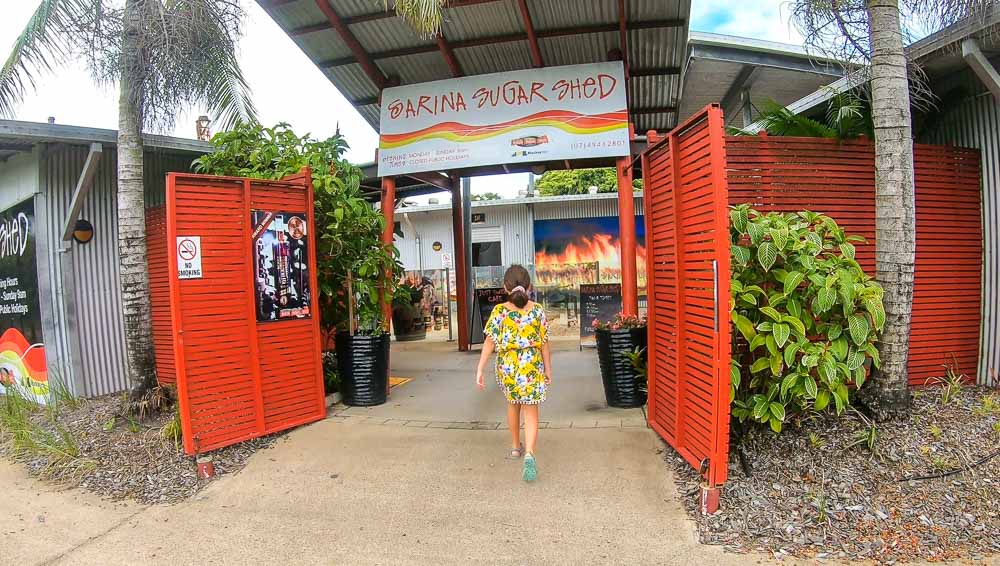 Sarina Sugar Shed - Kids activities Mackay