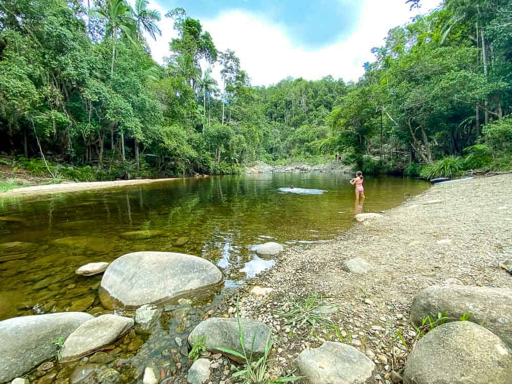 Cameron's Pocket - day trips from Mackay