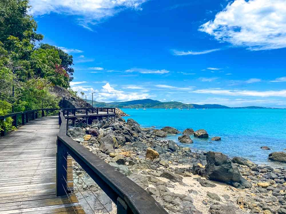 Airlie Beach Boardwalk