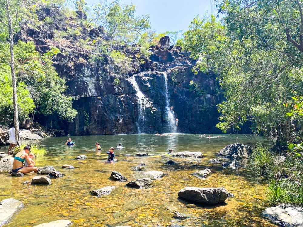 Cedar Creek Falls - Airlie Beach things to do