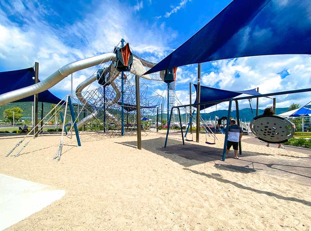 Airlie Beach Playground - Free things to do in Airlie Beach with kids