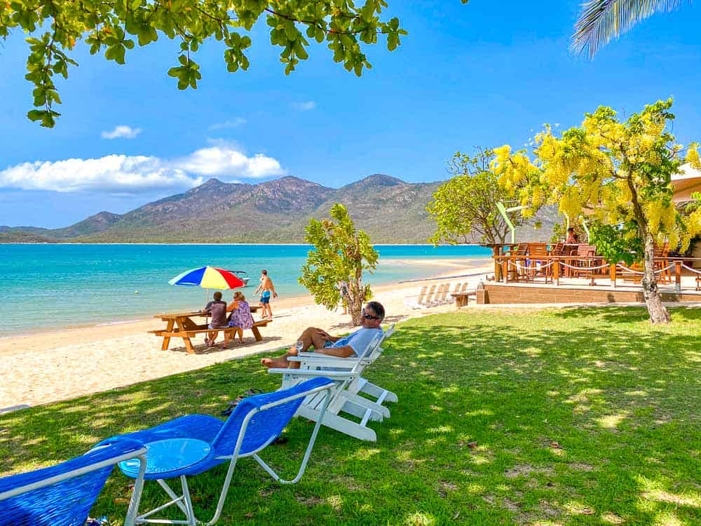 Montes Reef Resort - Airlie Beach