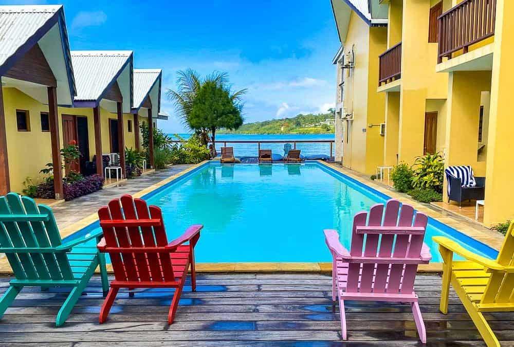 Review of the Moorings Hotel – Vanuatu