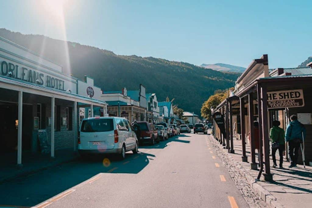 Arrowtown: Queenstown family activities