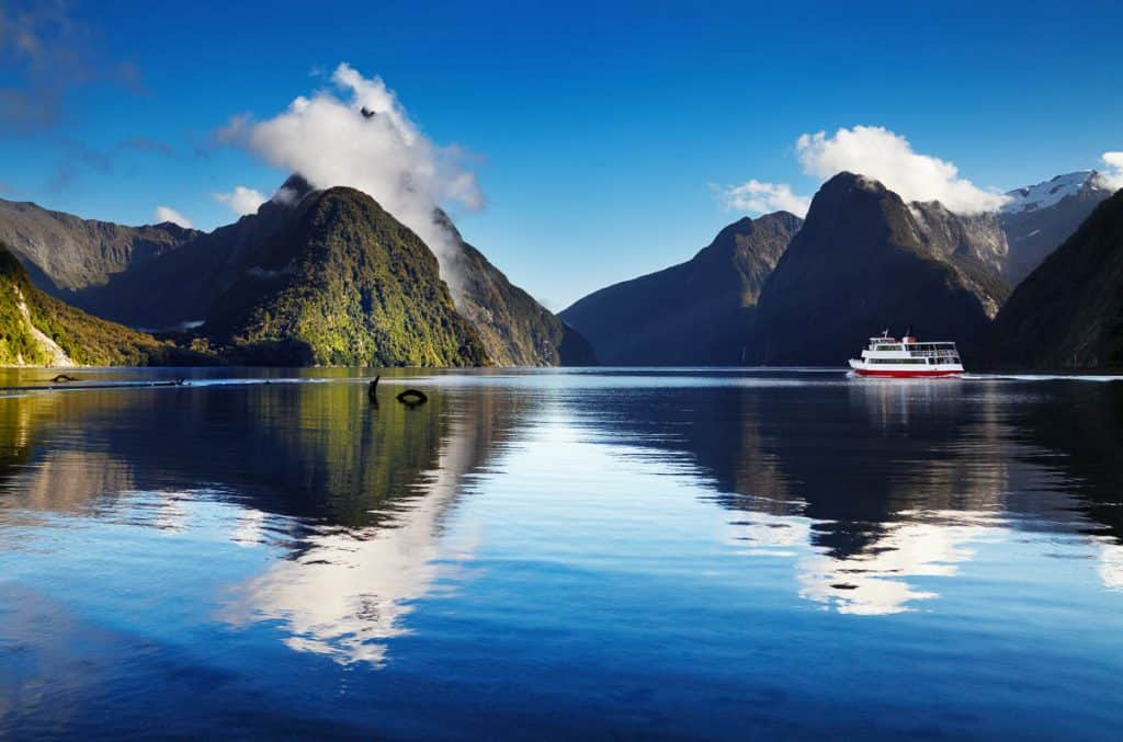 Milford Sound: Things to do in Queenstown for kids