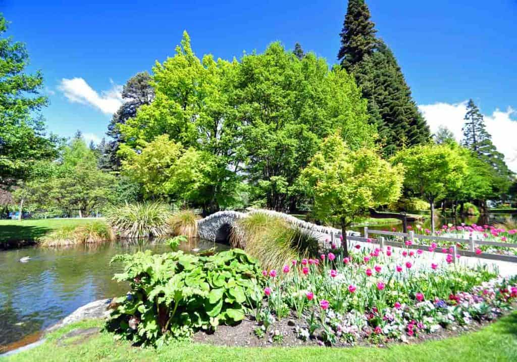 Queenstown Gardens: Queenstown activities for families