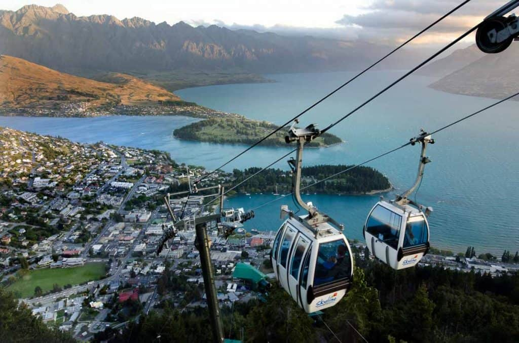 Skyline Gondola: Queenstown activities for families