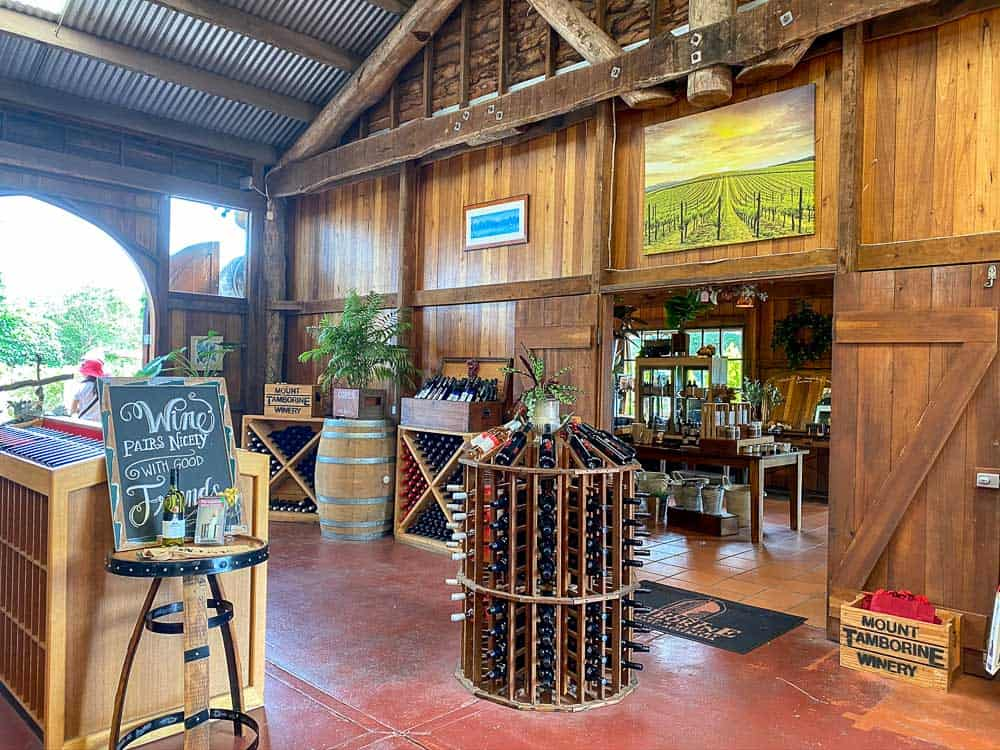 Mt Tamborine Winery
