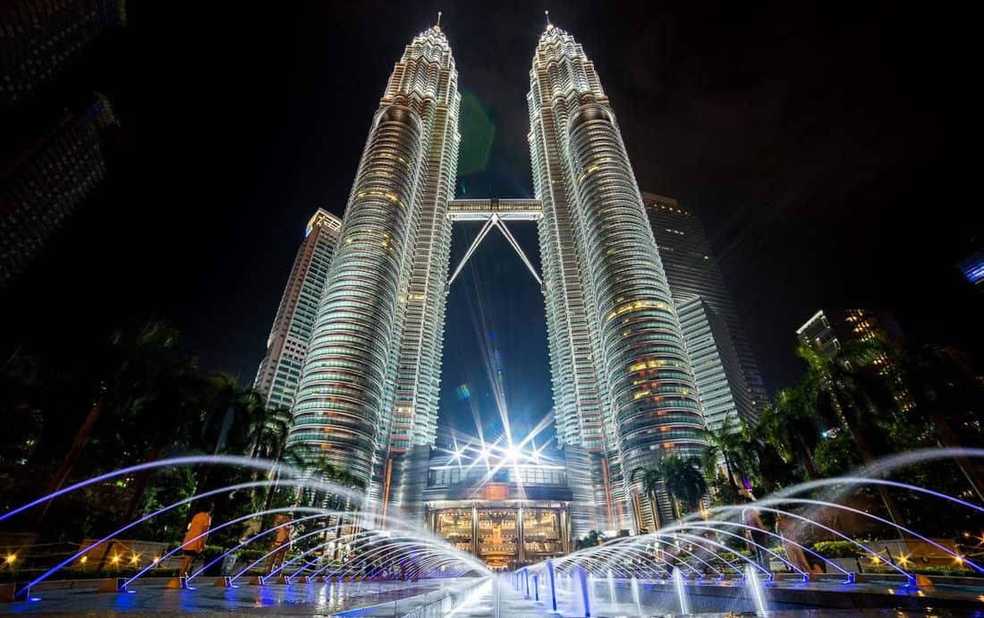 Kuala Lumpur Towers 2