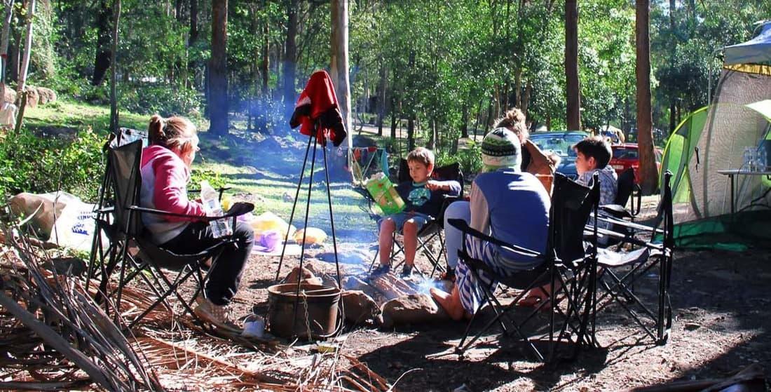 Thunderbird Park Camping