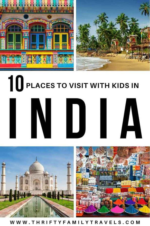 India Pin