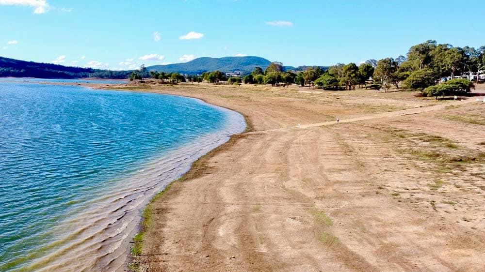 Lake Moogerah Caravan Park