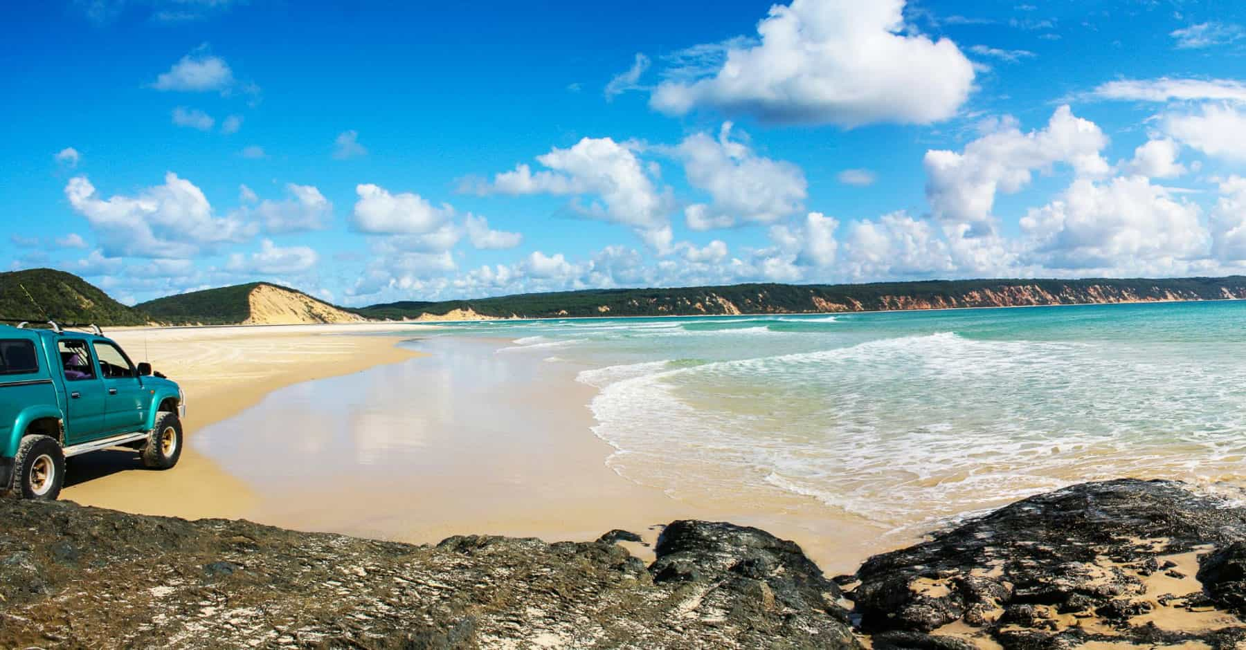 Things to do in Rainbow Beach - Double Island Point