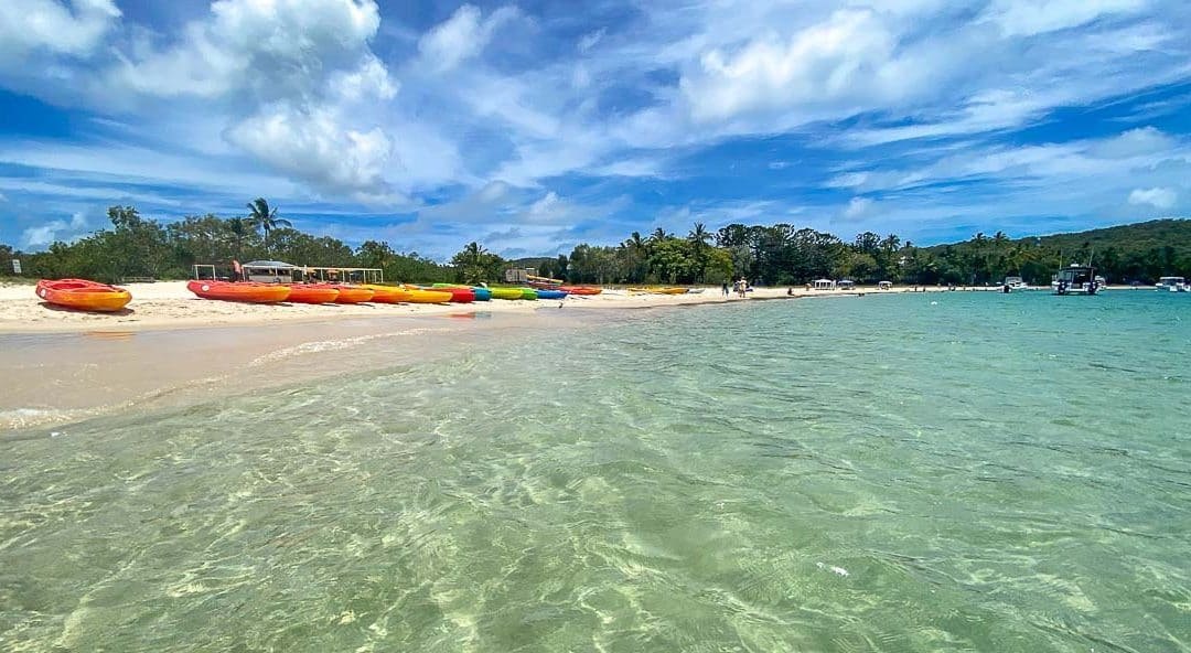 GKI Family Holidays – includes All the Great Keppel Island Activities