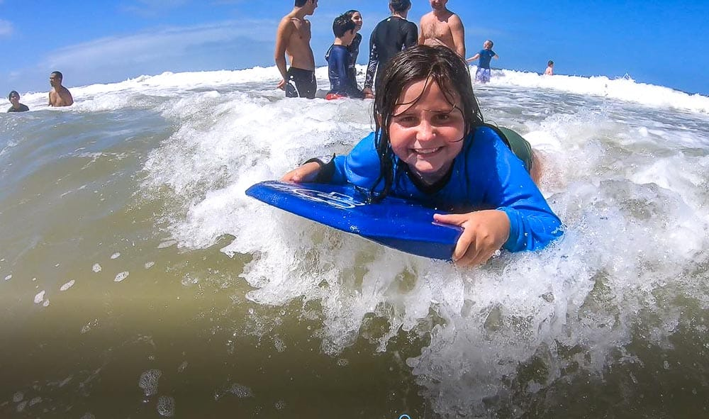 Things to do in Rainbow Beach - Boogie Boarding