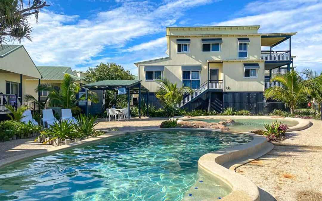 Review: Beach Houses Fraser Island