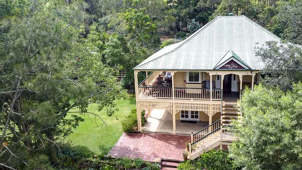 Weekend at Mt Barney Lodge Country Retreat