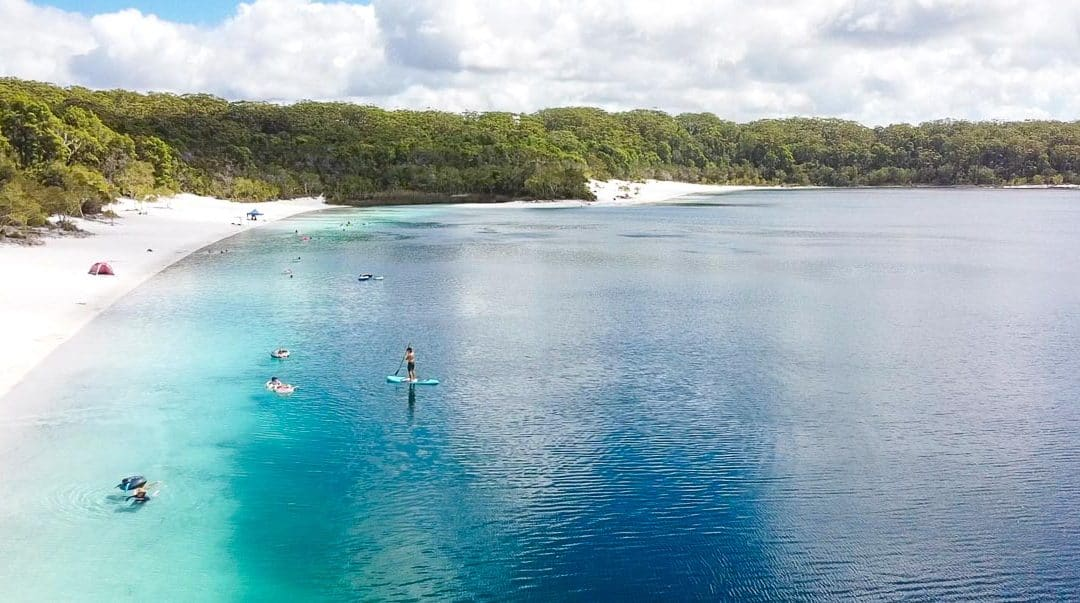 Things to do on Fraser Island with Kids