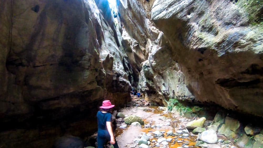 Carnarvon Gorge Accommodation for Families