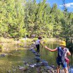 Visiting Carnarvon Gorge with Kids